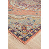 Minya 1645 Terracotta Multi Colour Transitional Rug - Rugs Of Beauty - 5