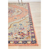 Minya 1645 Terracotta Multi Colour Transitional Rug - Rugs Of Beauty - 6