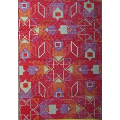 Alfresco Indoor/Outdoor Rugs - Chatai 100007-Rust - Rugs Of Beauty - 1