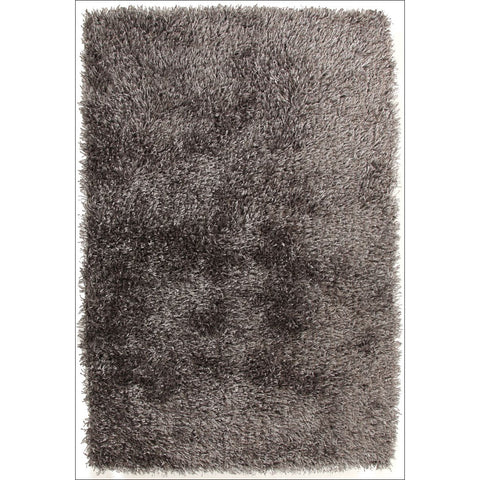 Barcelona Soft Shag Rug Grey - Rugs Of Beauty - 1
