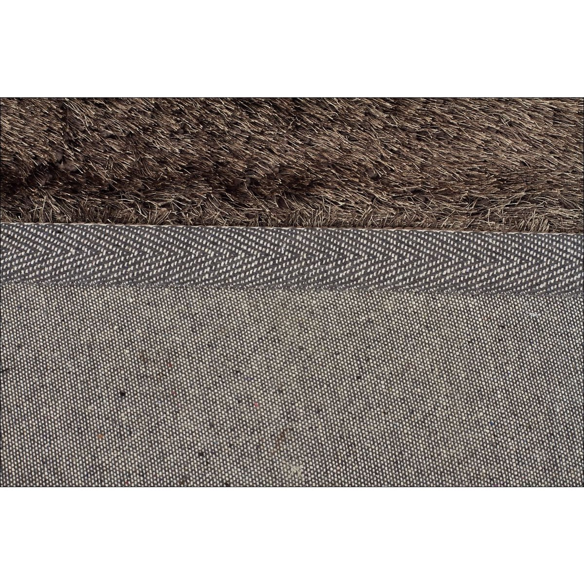 shag design silver ft area made hand products with rug shaggy pad brown x