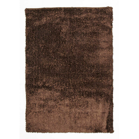 Twilight Shag Rug - Brown Modern Shaggy Rug - Rugs Of Beauty