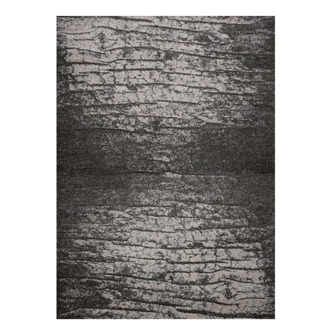Oxford 520 Ebony Modern Patterned Rug - Rugs Of Beauty - 1