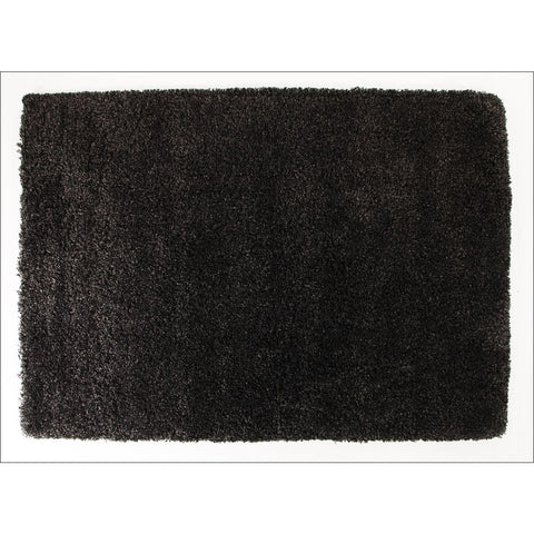 Camden Anthracite Grey Modern Plush Shaggy Rug - Rugs Of Beauty
