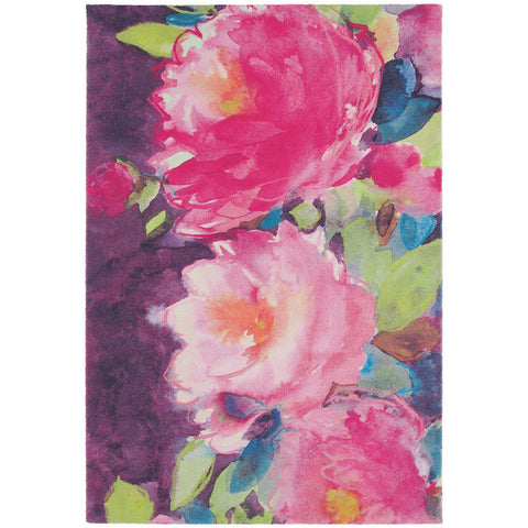 Bluebellgray Cait 17900 Designer Floral Rug - Rugs Of Beauty