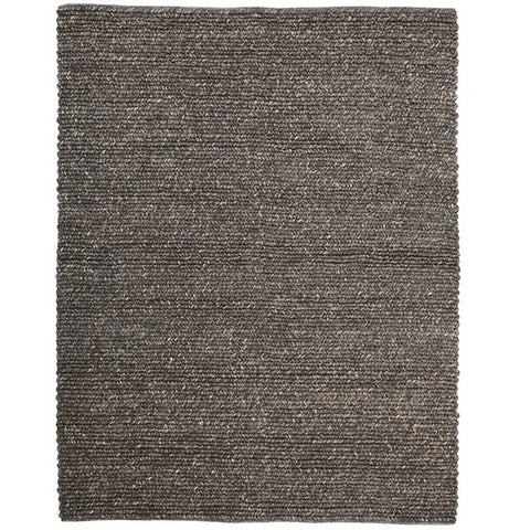 Wexford 720 Charcoal New Zealand Wool Designer Rug - Rugs Of Beauty - 1