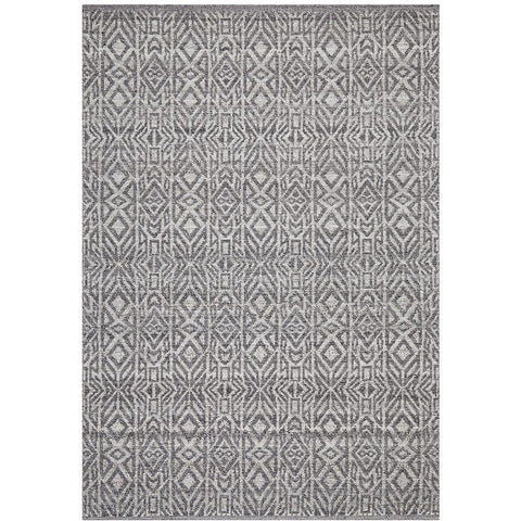 Alfheim 438 Graphite Grey Transitional Floor Rug - Rugs Of Beauty - 1