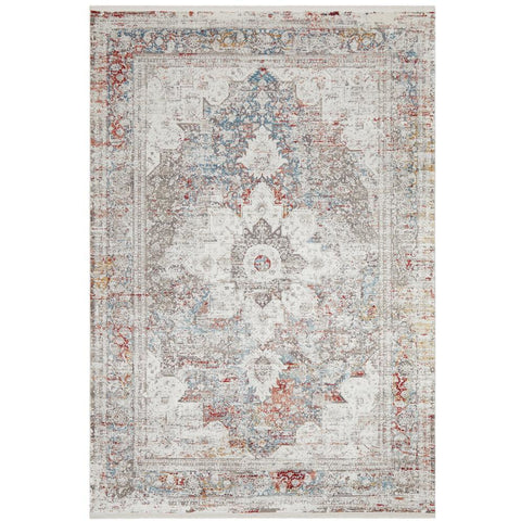 Tokat 2352 Multi Colour Wash Transitional Rug - Rugs Of Beauty - 1