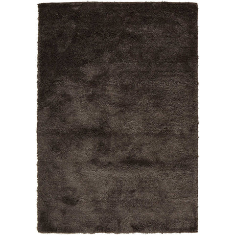 Arnhem Contemporary Mink Microfiber Soft Shaggy Rug - Rugs Of Beauty