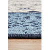 Coogee 4452 White Blue Tribal Inspired Indoor Outdoor Modern Rug - Rugs Of Beauty - 8