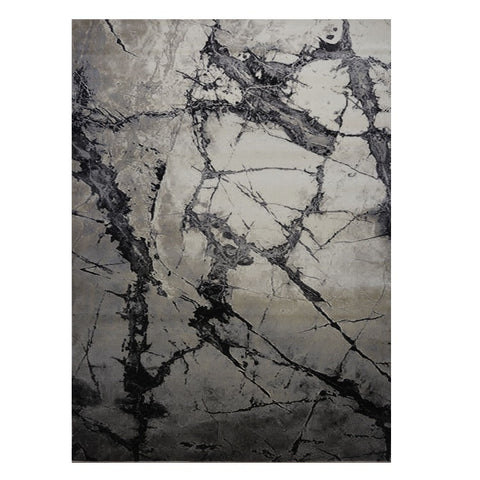 Quilon 1675 Granite Modern Abstract Pattern Rug - Rugs Of Beauty - 1