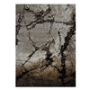 Quilon 1675 Sand Modern Abstract Patterned Rug - Rugs Of Beauty - 1