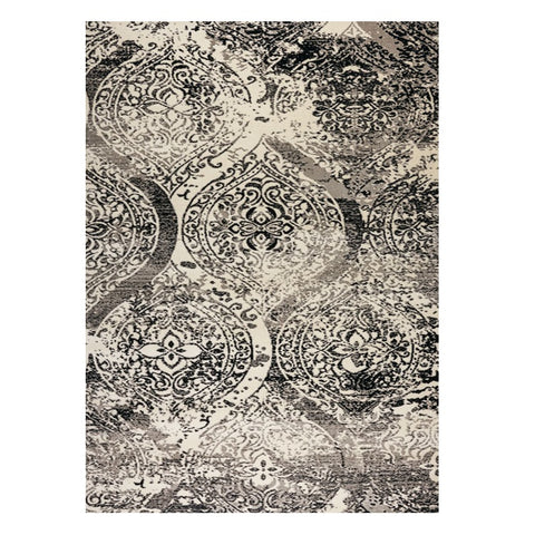 Quilon 1679 Granite Modern Abstract Patterned Rug - Rugs Of Beauty - 1