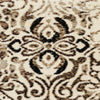 Quilon 1679 Sand Modern Abstract Patterned Rug - Rugs Of Beauty - 4