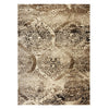 Quilon 1679 Sand Modern Abstract Patterned Rug - Rugs Of Beauty - 1