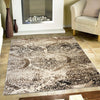 Quilon 1679 Sand Modern Abstract Patterned Rug - Rugs Of Beauty - 2