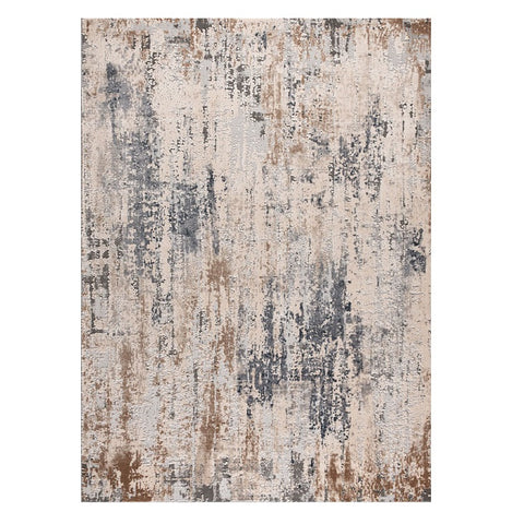 Nema 4378 Multi Colour Modern Patterned Rug - Rugs Of Beauty - 1