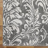 Acapulco 755 Grey Damask Patterned Modern Rug - Rugs Of Beauty - 5