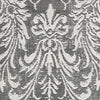 Acapulco 755 Grey Damask Patterned Modern Rug - Rugs Of Beauty - 6