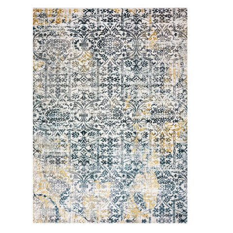 Acapulco 760 Spice Patterned Modern Rug - Rugs Of Beauty - 1