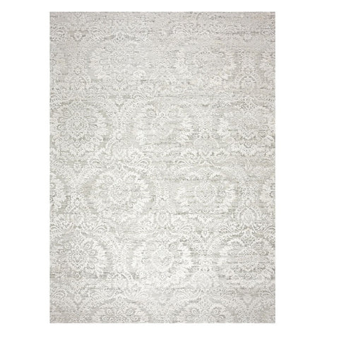 Acapulco 765 Vanilla Damask Patterned Modern Rug - Rugs Of Beauty - 1