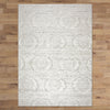 Acapulco 765 Vanilla Damask Patterned Modern Rug - Rugs Of Beauty - 2