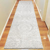Acapulco 765 Vanilla Damask Patterned Modern Rug - Rugs Of Beauty - 7