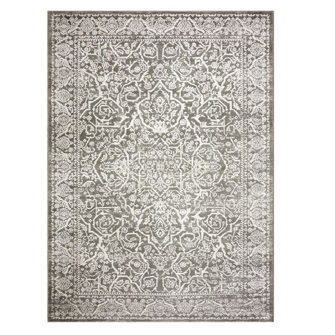 Acapulco 766 Grey Patterned Modern Rug - Rugs Of Beauty - 1