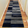 Canterbury 1126 Grey Blue Patterned Modern Rug - Rugs Of Beauty - 7