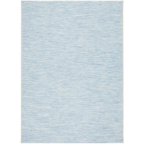 Siderno 4110 Blue Modern Indoor Outdoor Rug - Rugs Of Beauty - 1