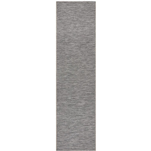 Siderno 4110 Grey Modern Indoor Outdoor Runner Rug - Rugs Of Beauty - 1