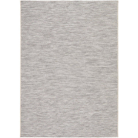 Siderno 4110 Grey Modern Indoor Outdoor Rug - Rugs Of Beauty - 1