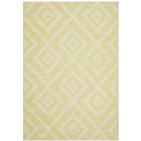Siderno 4114 Green Modern Indoor Outdoor Rug - Rugs Of Beauty - 1