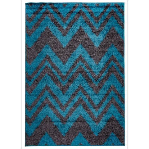 Chevy Shag Rug Charcoal - Rugs Of Beauty - 1