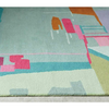 Bluebellgray Amal 19707 Modern Designer Wool Rug - Rugs Of Beauty - 7