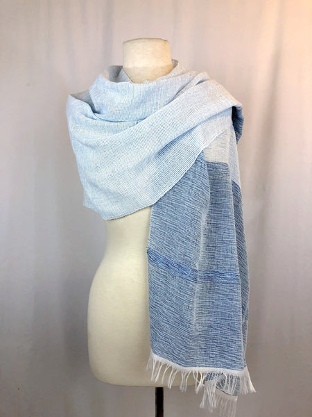 Cabo Scarf - Summer Skies - Abrazo Style Shop