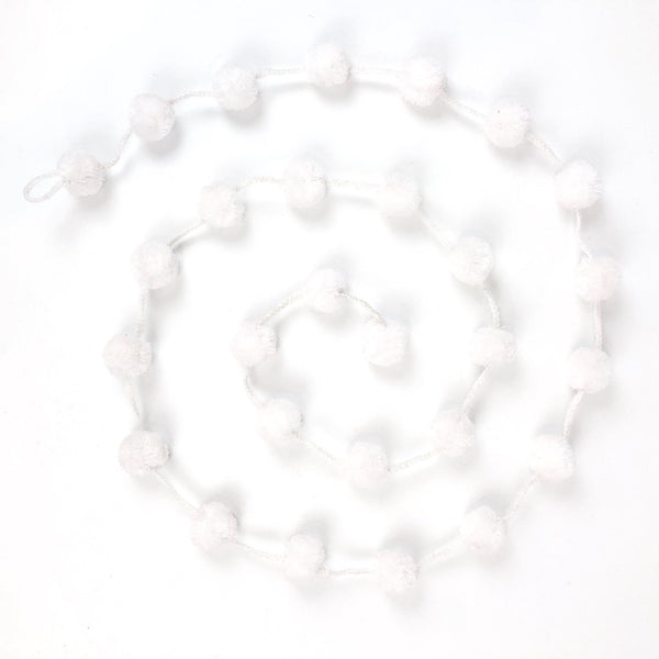 Pompom Chain 3 pack - Abrazo Style Shop