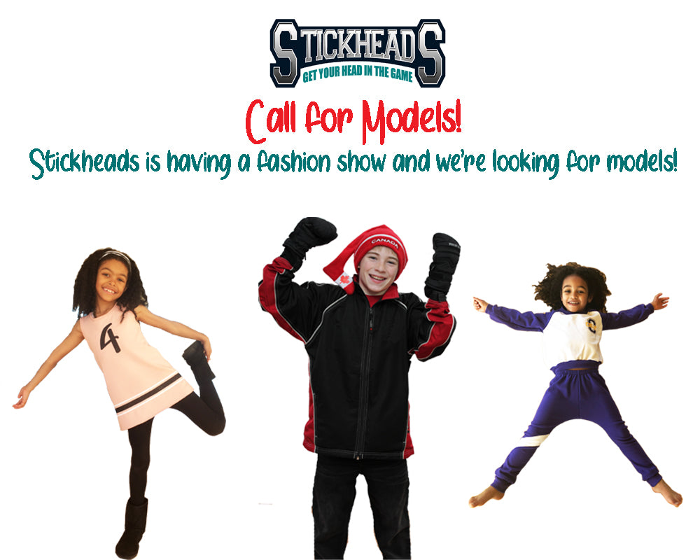 We're having a fashion show! Call for Child Models!