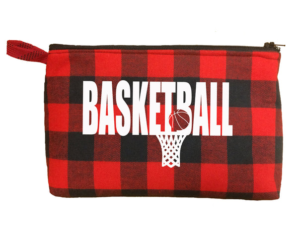 Toiletry bag for boy's basketball team gifts