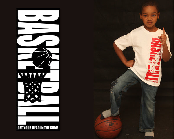 personalized basketball t-shirt for ballers