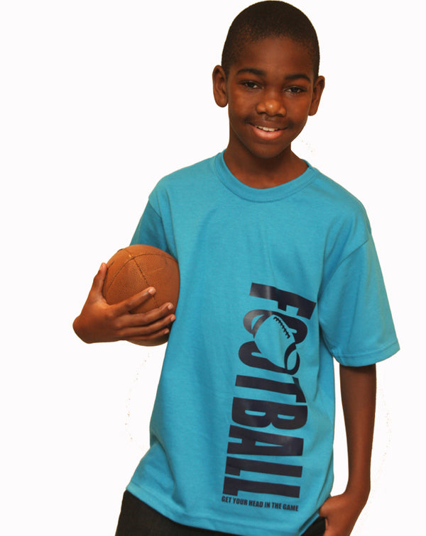 personalized football t-shirt is a gift for any football player or fan
