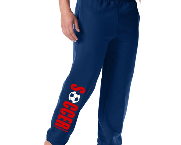 Soccer sweatpants