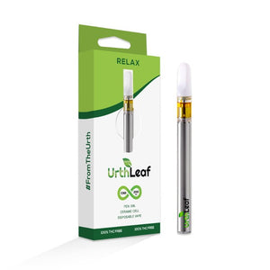 Safe and Disposable CBD Vape Pen for Daily Use: for Anxiety and Relaxation