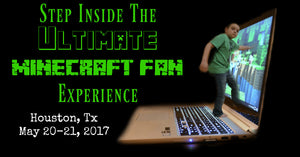 Step Inside The Ultimate Minecraft Fan Experience
