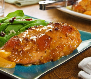 Easy Sweet Peach Chicken Recipe