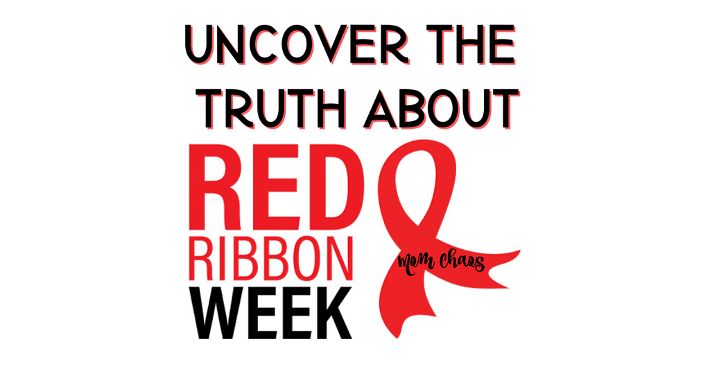 The Truth About Red Ribbon Week Uncovered