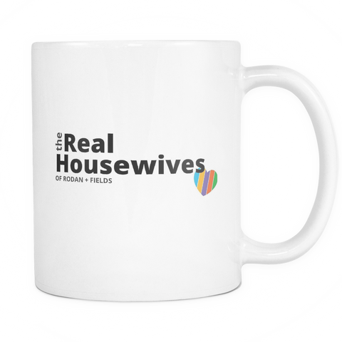 The Real Housewives of Rodan and Fields Coffee Mug - Beautiful Chaos - 1