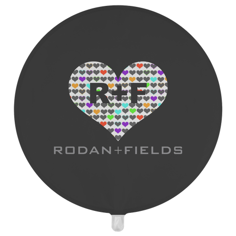 Rodan and Fields Hearts Re-usuable Balloon