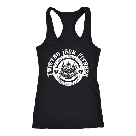 Twisted Iron Tank Top