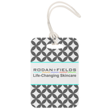 Rodan and Fields Life-Changing Skincare Luggage Tag
